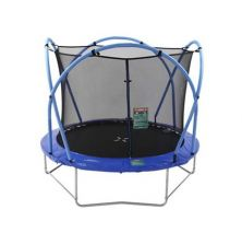 ACTIVE FUN 10FT TRAMPOLINE WITH ENCLOSURE COVER & LADDER