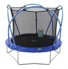 ACTIVE FUN 12FT TRAMPOLINE WITH ENCLOSURE COVER & LADDER