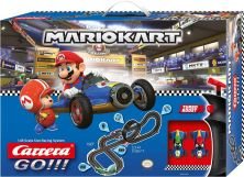 CARRERA RACING SET GO NINTENDO MARIO KART MACH8 (5.3M)