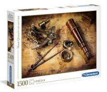 CLEMENTONI COURSE TO THE TREASURE 1500 PCS PUZZLE
