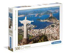 CLEMENTONI RIO DE JANEIRO 500 PCS PUZZLE