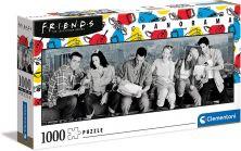 CLEMENTONI PANORAMA FRIENDS 1000 PCS PUZZLE