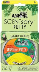 CRAZY AARON SCENTSORY JNGLHA 2.75 IN THNKNG PUTTY