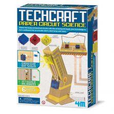 4M TECHCRAFT PAPER CIRCUIT SCIENCE