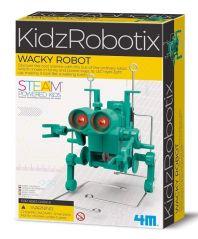 4M KIDZROBOTIX  / WACKY ROBOT