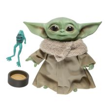 STAR WARS PLUSH TALKING CHILD WITH CHARACTER SOUNDS