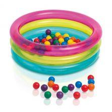 INTEX CLASSIC RING BABY BALL PIT