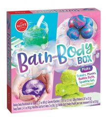 KLUTZ BATH AND BODY BOX