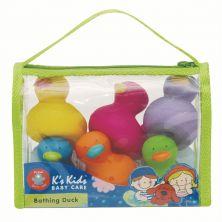 KS KIDS BATHING DUCK SET