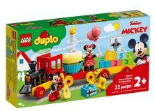 LEGO DUPLO MICKEY & MINNIE BIRTHDAY TRAIN