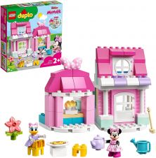 LEGO DUPLO MINNIE'S HOUSE AND CAF