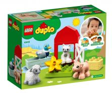 LEGO DUPLO FARM ANIMAL CARE