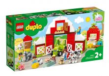 LEGO DUPLO BARN TRACTOR & FARM ANIMAL CARE