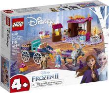 LEGO DISNEY FROZEN 2 DISNEY ELSA'S WAGON ADVENTURE