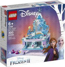 LEGO DISNEY FROZEN 2 DISNEY ELSA'S JEWELRY BOX CREATION