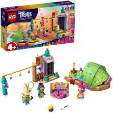 LEGO TROLL WORLD TOUR LONESOME FLATS RAFT ADVENTURE