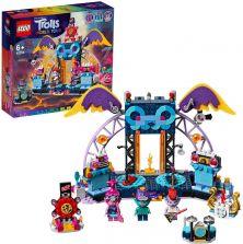 LEGO TROLL WORLD TOUR VOLCANO ROCK CITY CONCERT