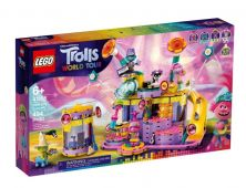 LEGO TROLLS VIBE CITY CONCERT
