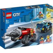 LEGO CITY ELITE POLICE DRILLER CHASE