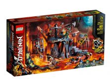 LEGO NINJAGO JOURNEY TO THE SKULL DUNGEONS