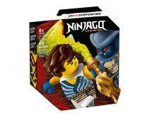 LEGO NINJAGO EPIC BATTLE SET - JAY VS. SERPENTINE