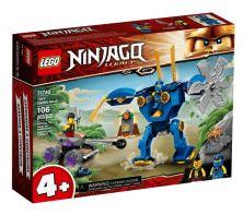 LEGO NINJAGO JAY'S ELECTRO MECH