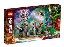 LEGO NINJAGO THE KEEPERS' VILLAGE