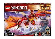 LEGO NINJAGO FIRE DRAGON ATTACK
