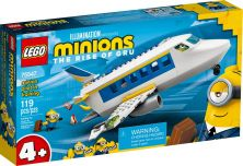 LEGO MINIONS PILOT IN TRAINING