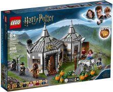LEGO HARRY POTTER HAGRID'S HUT BUCKBEAK'S RESCUE