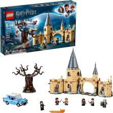 LEGO HARRY POTTER HOGWART WHOMPING WILLOW