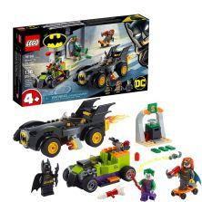 LEGO BATMAN MOVIE BATMAN VS. THE JOKER: BATMOBILE CHASE