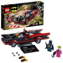 LEGO BATMAN MOVIE BATMAN CLASSIC TV SERIES BATMOBILE