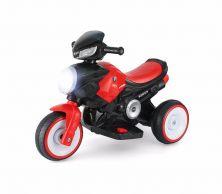 LITTLE ANGEL KIDS MOTORCYCLE RED POWER