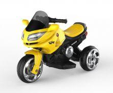 LITTLE ANGEL KIDS MOTORCYCLE YELLOW BMW