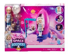 BARBIE CHELSEA SPACE STATION PLAYSET
