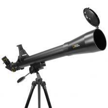 NATIONAL GEOGRAPHIC 50MM TELESCOPE WITH APP ATTACHMENT