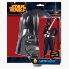 RUBIES COSTUME STAR WARS DARTH VADER ACTION SUIT
