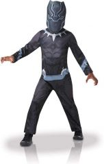 RUBIES COSTUME CLASSIC BLACK PANTHER (LARGE)