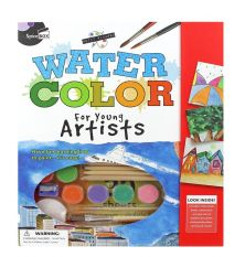 SPICEBOX PETITE PICASSO WATERCOLOR FOR KIDS
