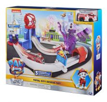 PAW PATROL TOTAL CITY RESCUE TRACK PLAYSET
