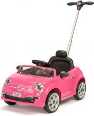 TOYRIFIC RIDE-ON FIAT 500 PUSH CAR PINK
