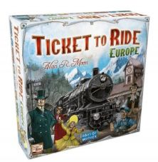 TICKET TO RIDE EUROPE ARABIC GAME