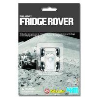 4M KIDZ LABS ZERO-GRAVITY FRIDGE ROVER
