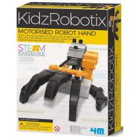 4M KIDS LABS ROBOTIX MOTORISED ROBOT HAND