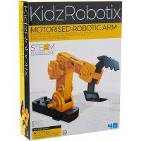 4M KIDZ ROBOTIX MOTORISED ROBOTIC ARM