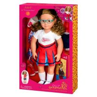 OUR GENERATION DELUXE JULIET DOLL WITH BOOK
