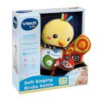 V-TECH BABY SOFT SINGING BIRDIE RATTLE