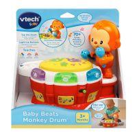 V-TECH BABY BEATS MONKEY DRUM