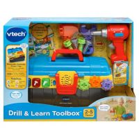 V-TECH DRILL & LEARN TOOL BOX